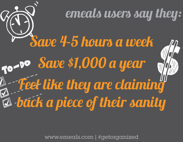 New Year, New You 2013 eMeals.com