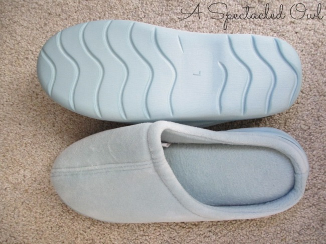 Memory Foam Slippers