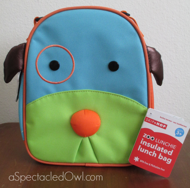 Gearing up for Back to School with Skip Hop