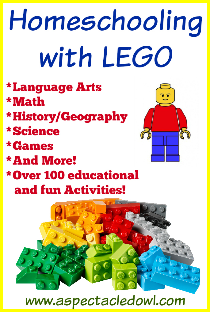 homeschooling with lego - 100  resources  u0026 activities