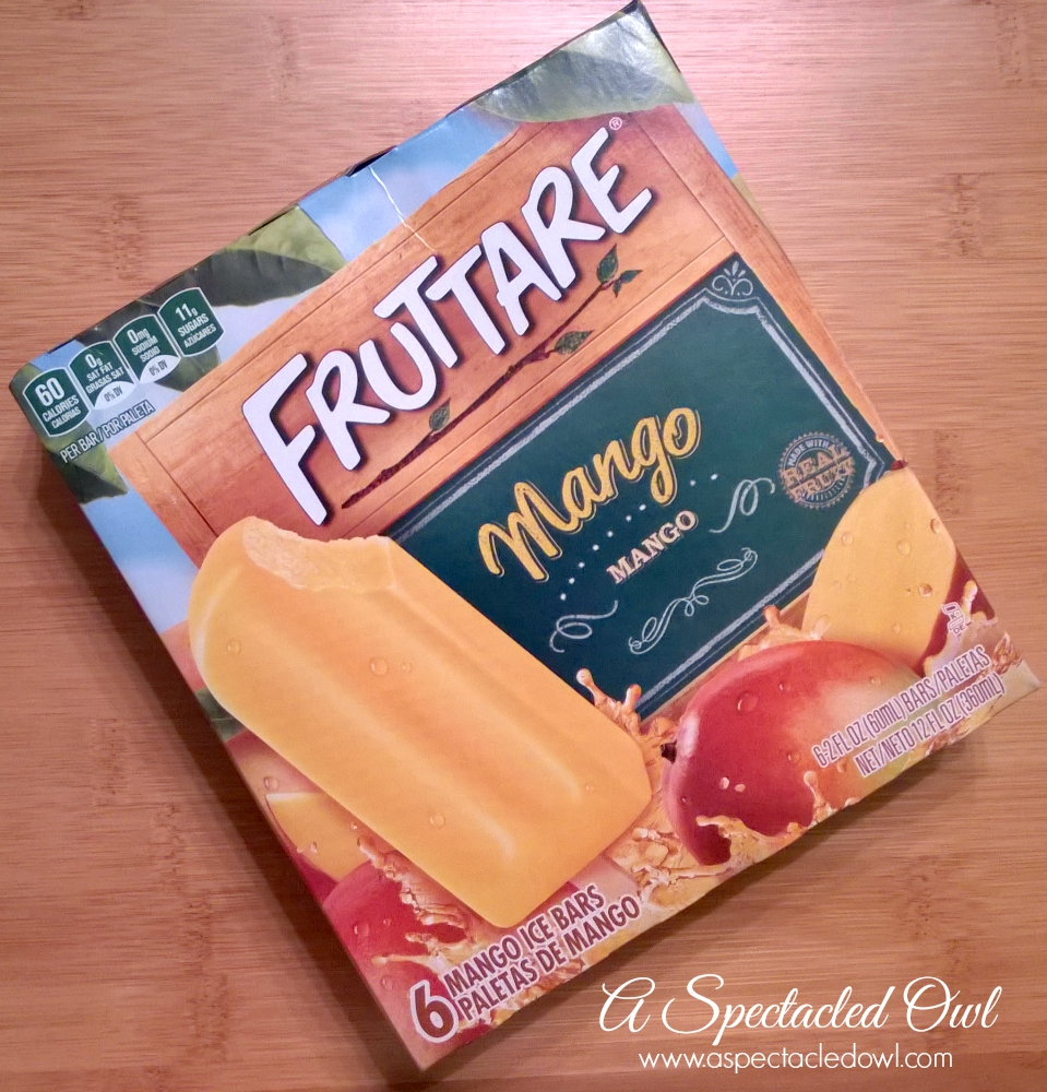 Enjoying Summer with Fruttare® Frozen Fruit Bars