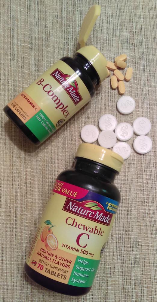 New Health Routines with Nature Made