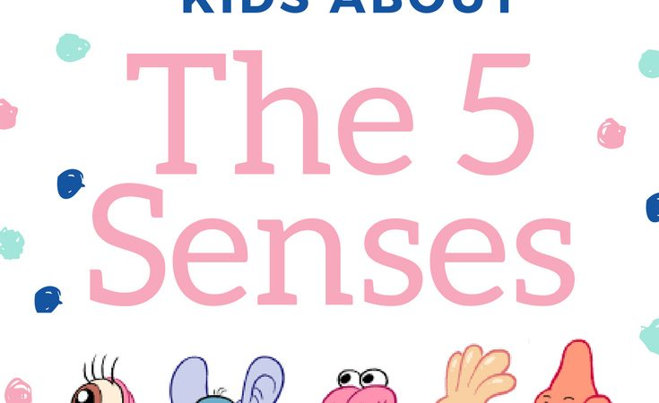 10+ Fun Ways to Teach Your Kids About the 5 Senses - Teaching kids about the five senses can be a lot of fun and hands-on! Here are some ways to help kids understand and to teach them how to use their five senses!